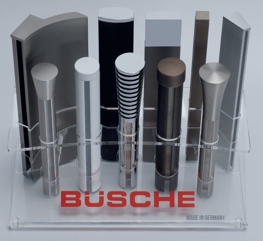 BÜSCHE - Display block acrylic